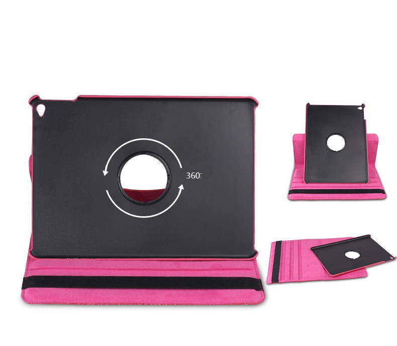 送料無料!新型 9.7インチ ipad 2018 ケース ipad 2017ケース アイパット カバー(9.7インチ) タブレットPC 手帳型 オートスリープ機能付き 360度回転スタンド機能付 段階調整可能 ワニ革風