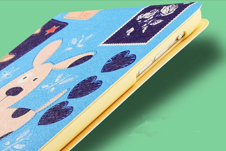 送料無料!ipad mini4 ケース ipad mini4 カバー アイパッドミニ4 ケース 手帳型 キャラクター オートスリープ機能付き スタンドタイプ かわいい 人気