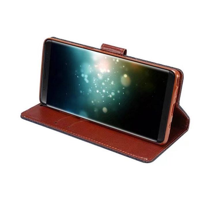 送料無料!Galaxy Note8 ケース ギャラクシーノートエイト ケース SC-01K/SCV37 docomo au サンスム 保護カバー 手帳型 スタンドタイプ カード入れあり デニム柄