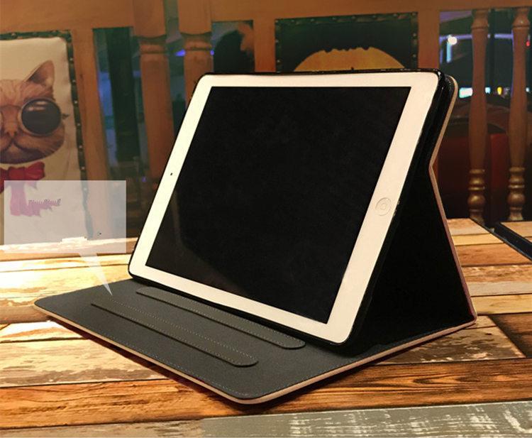 送料無料!iPad Pro 9.7 ケース ipad pro ケース ipad pro カバー アイパッドプロ ケース (9.7インチ)手帳型 タブレットPC スタンドタイプ iPad Pro 9.7インチ用カバー 手帳型 テゴ 色絵 アクセサリー