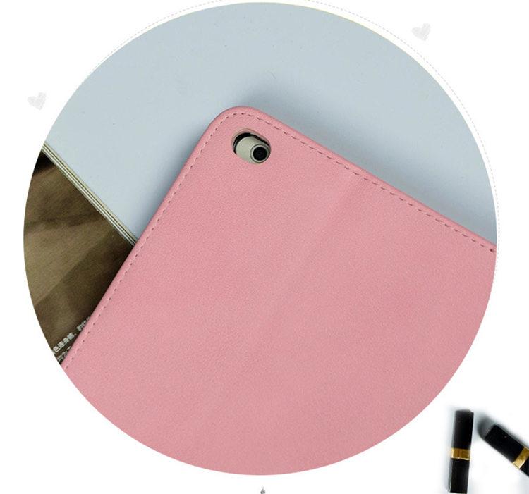 送料無料!iPad Pro 9.7 ケース ipad pro ケース ipad pro カバー アイパッドプロ ケース (9.7インチ)手帳型 タブレットPC スタンドタイプ iPad Pro 9.7インチ用カバー 手帳型 段階調整可能 笑顔 かわいい
