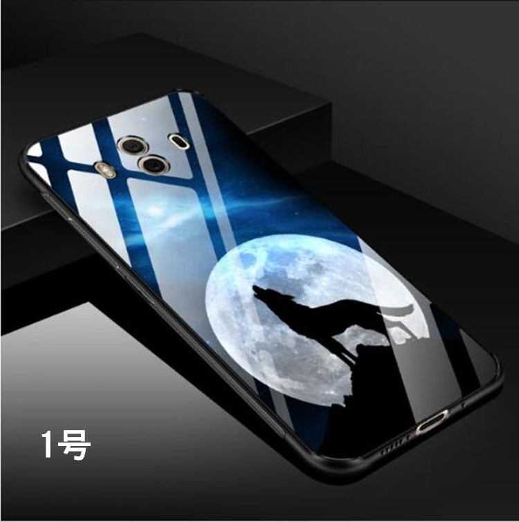 HUAWEI Mate 10 Proケース ファーウェイ メイト 10 プロ ケース BLA−L29 スマホケース 背面カバー 強化ガラスカバー デザイン多様