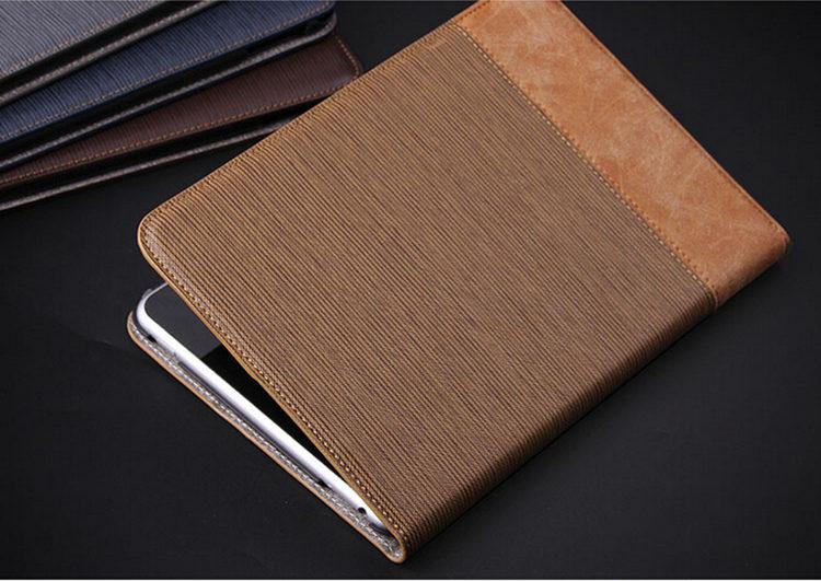 送料無料!ipad mini4 ケース ipad mini4 カバー アイパッドミニ4 ケース 手帳型 オートスリープ機能付き カード収納あり ビジネス シンプル 高級感