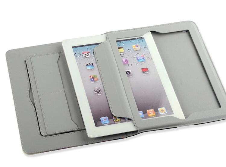 送料無料!ipad air ケース ipad airカバー アイパットエアーケース ipad カバー ipad case タブレットPC ハンドストラップ付き カード収納あり レザーケース スタンド付き ストライプ柄