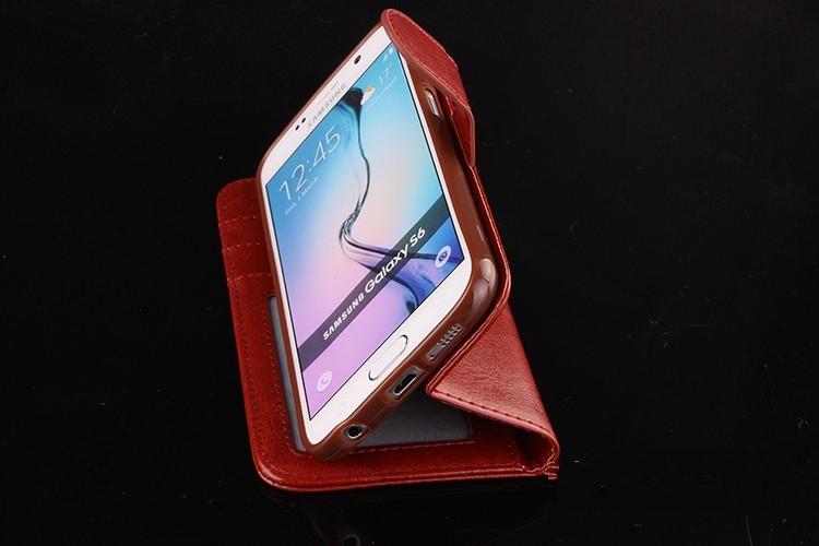 送料無料!Samsung Galaxy S6 edgeケース ギャラクシーS6 エッジ ケース SC-04G/SCV31 docomo au サンスム 手帳型 横開きケース 便利 カード収納あり 保護カバー スタンドタイプ
