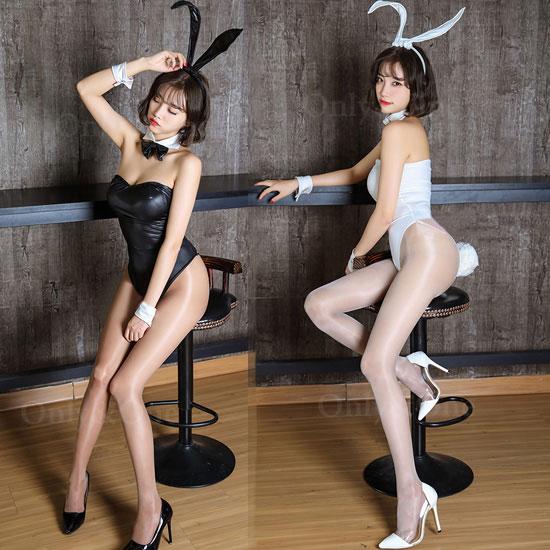 バニーガール セクシーバニー コスプレ アニマル コスチューム SEXY&COOL 全2色