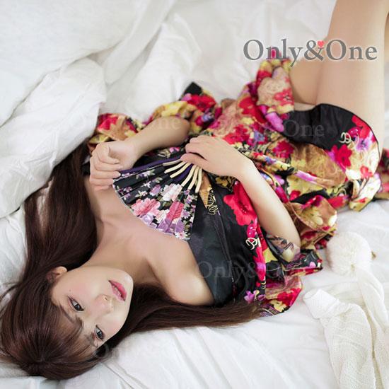 和服 セクシー コスプレ コスチューム 裾フレアタイプ