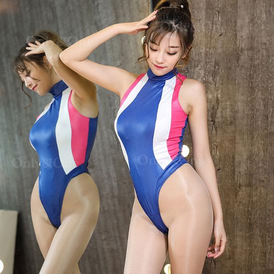 レースクィーン コスチューム レオタード コスプレ 4カラー