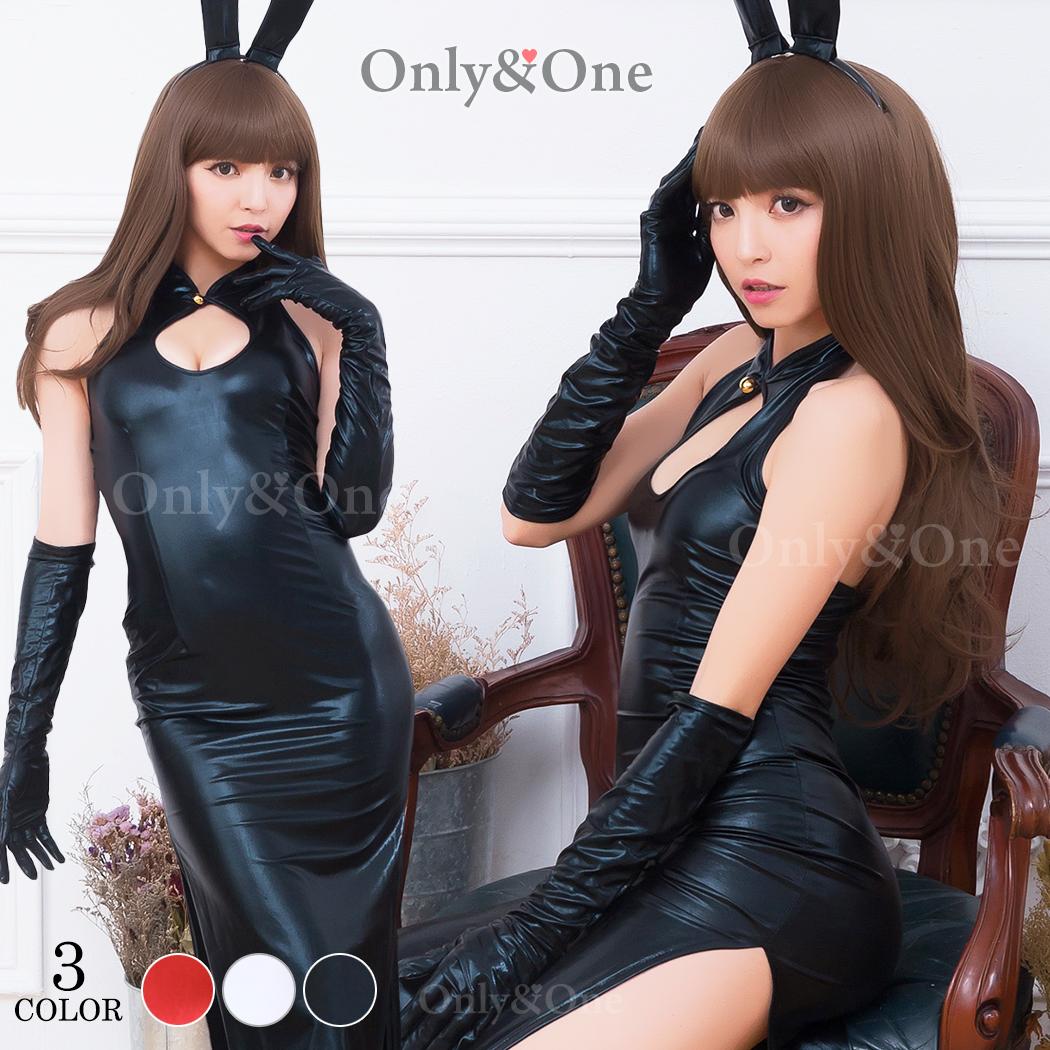 バニーガール コスプレ セクシー アニマルコスチューム衣装 SEXY 大人バニー ワンピース