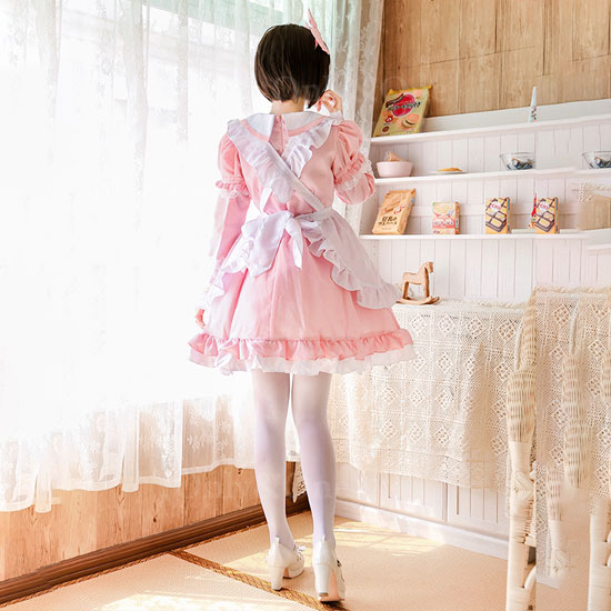メイド コスプレ メイド服 衣装 セクシー 萌 コスチューム 簡単コスプレ