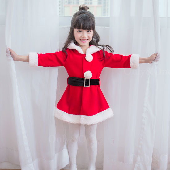 子供用サンタ衣装 サンタ コスプレ キッズサンタ サンタコスチューム クリスマス衣装