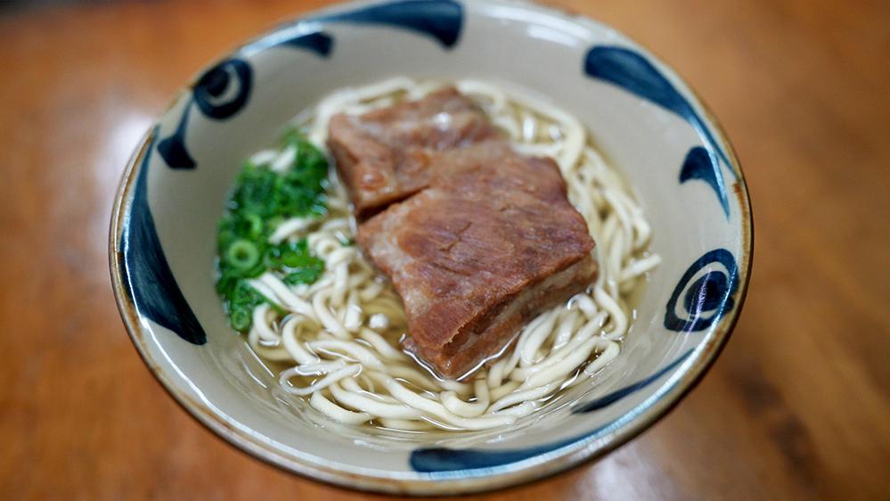 【産地直送】沖縄の名店 米八そばのソーキ付き そば4食 自家製スープ【送料無料】【CM8SOK-4】