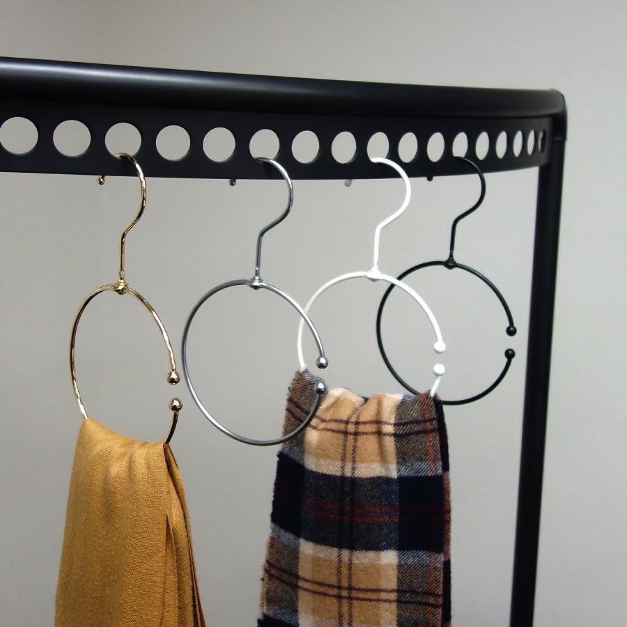 スカーフ・ストール用フックφ130サイズ