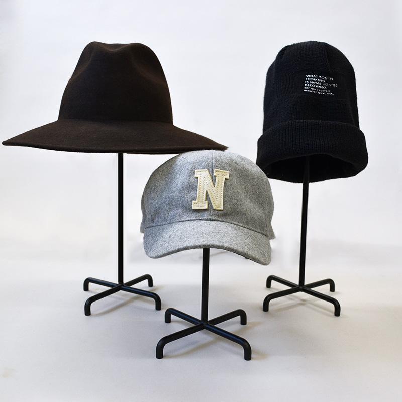 帽子スタンドアイアンタイプ