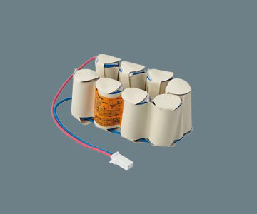 【パナソニック】 FK886 9.6V 3000mAh FKバッテリー 誘導灯 非常用照明器具 交換電池 バッテリー