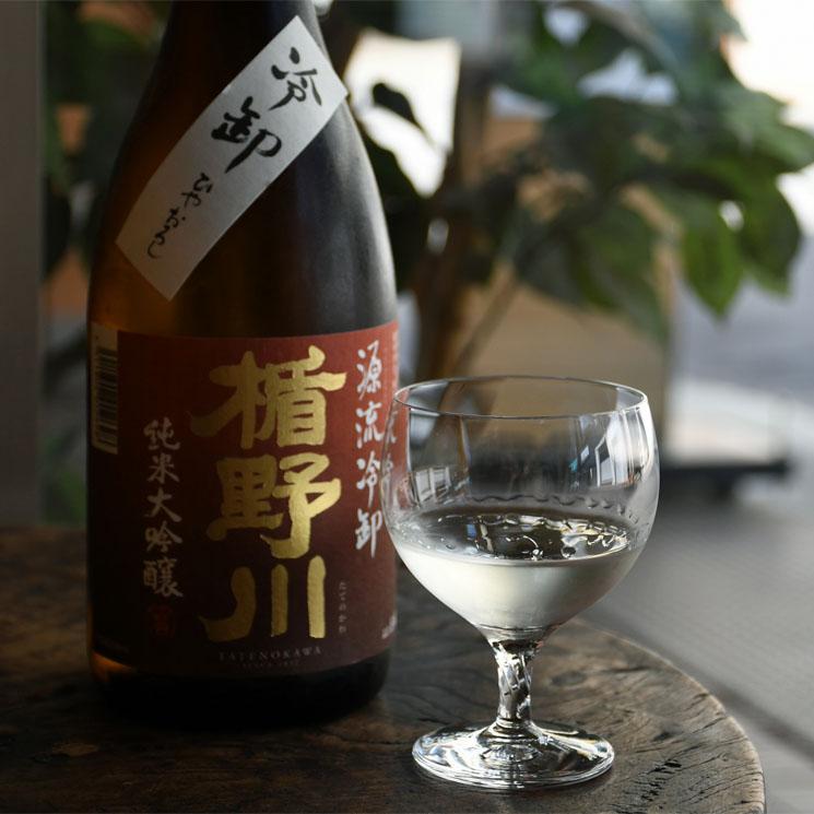 【日本酒】楯野川 純米大吟醸 源流 冷卸<1,800ml>
