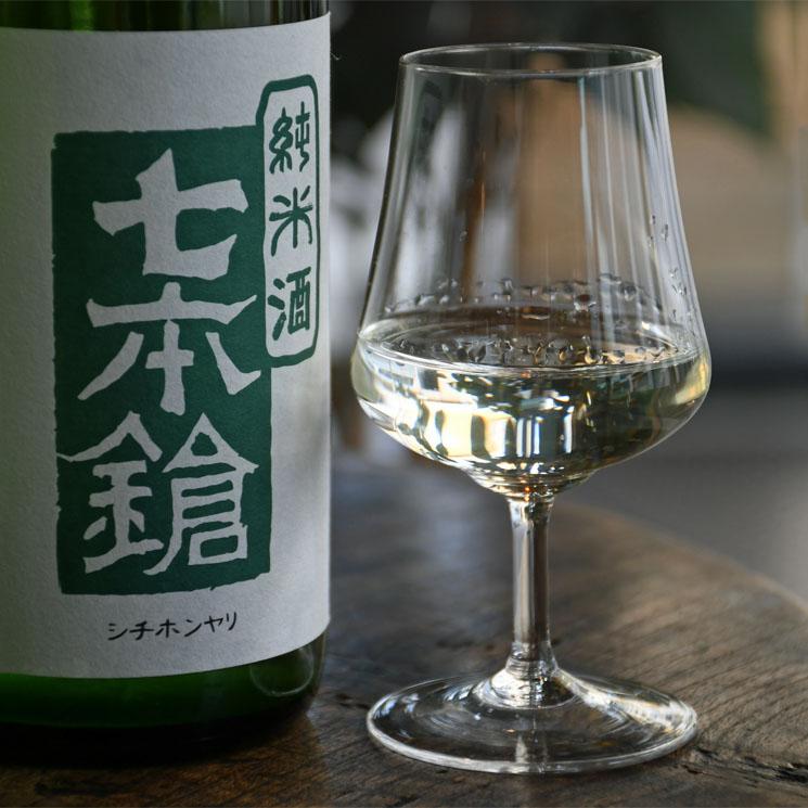 【日本酒】七本鎗 純米 玉栄 搾りたて生原酒<720ml>