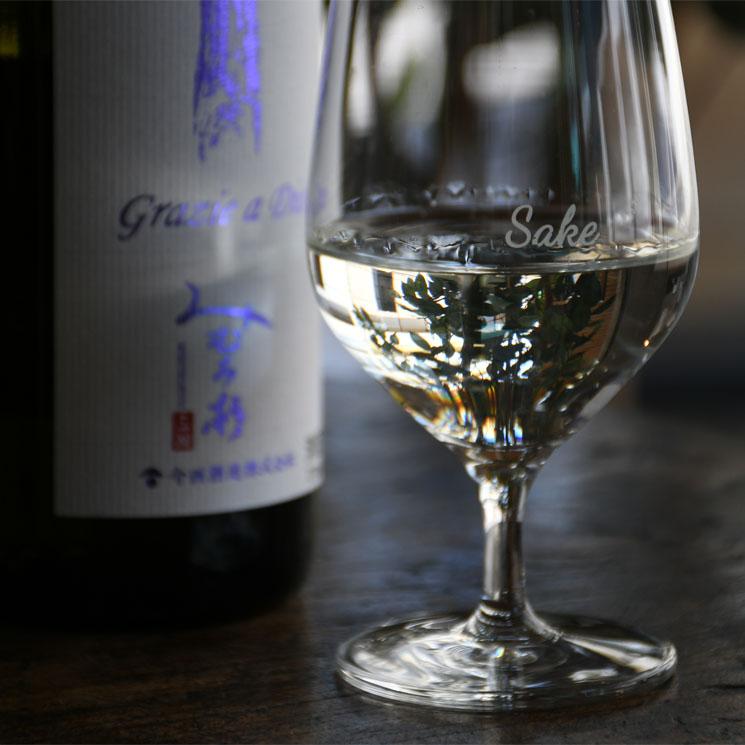 【日本酒】みむろ杉 Grazia a Dio グラッツィエ ア ディオ<720ml>