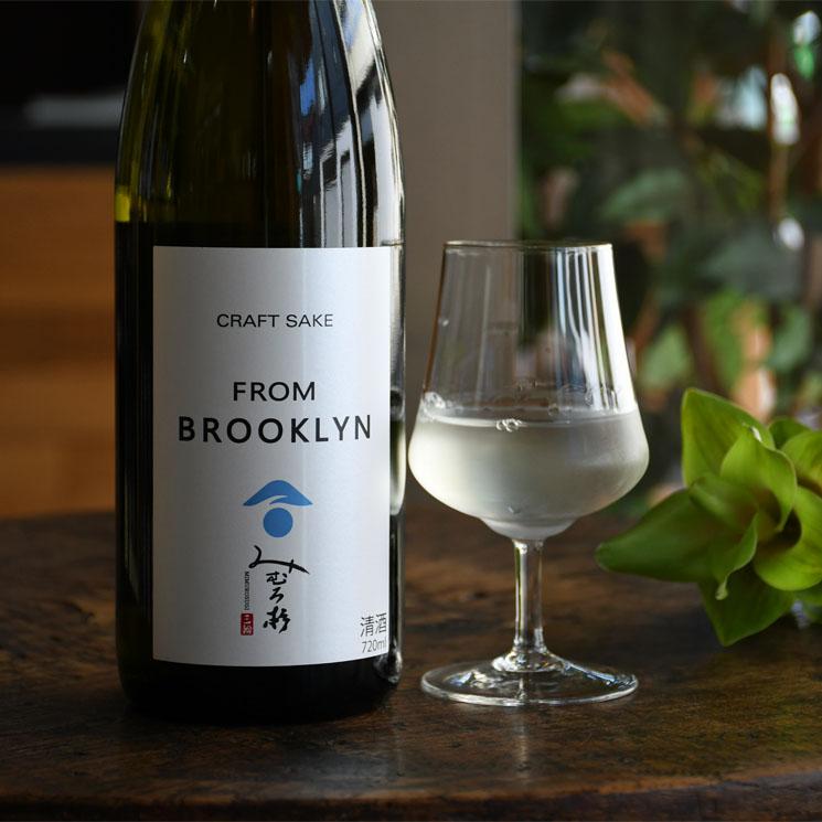【日本酒】みむろ杉 FROM BROOKLYN<720ml>