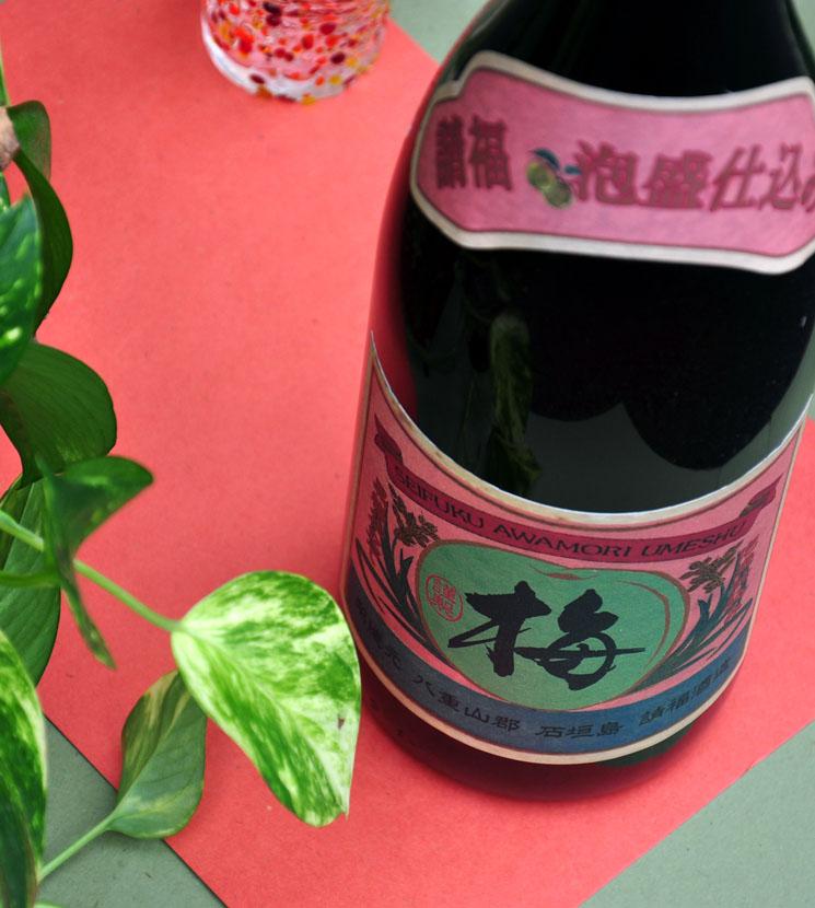 【梅酒】請福梅酒<1,800ml>