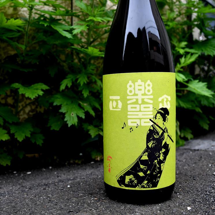 【日本酒】楽器正宗 本醸造 中取り<1800ml>※お一人様1本まで