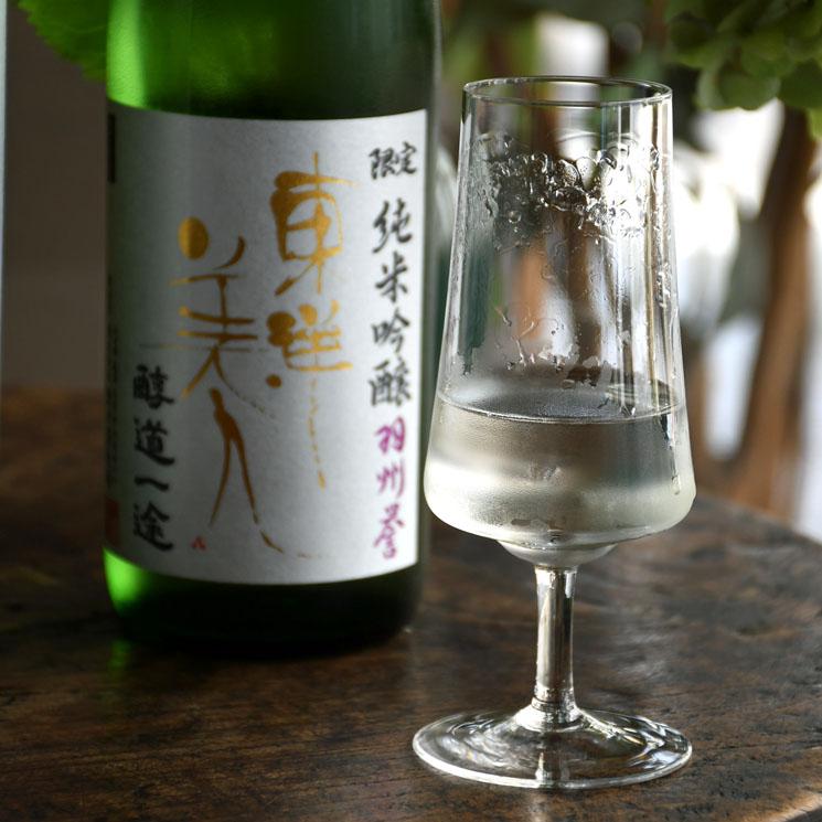 【日本酒】東洋美人 限定純米吟醸 醇道一途 羽州誉<720ml>