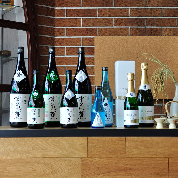 【日本酒】水芭蕉 純米吟醸<720ml>