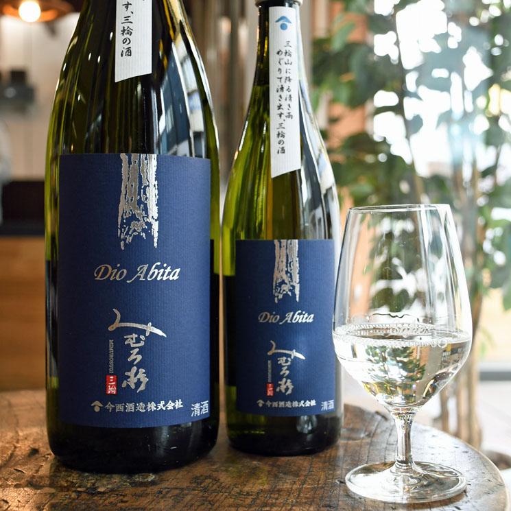 【日本酒】みむろ杉 Dio Abita ディオアビータ<1,800ml>