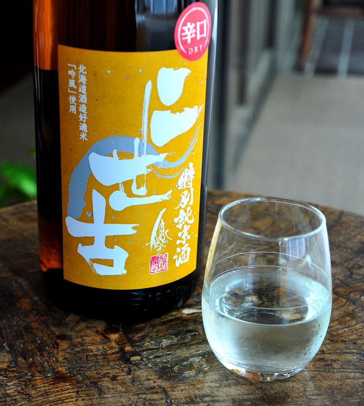 【日本酒】二世古 特別純米 吟風 辛口(黄) <1,800ml>