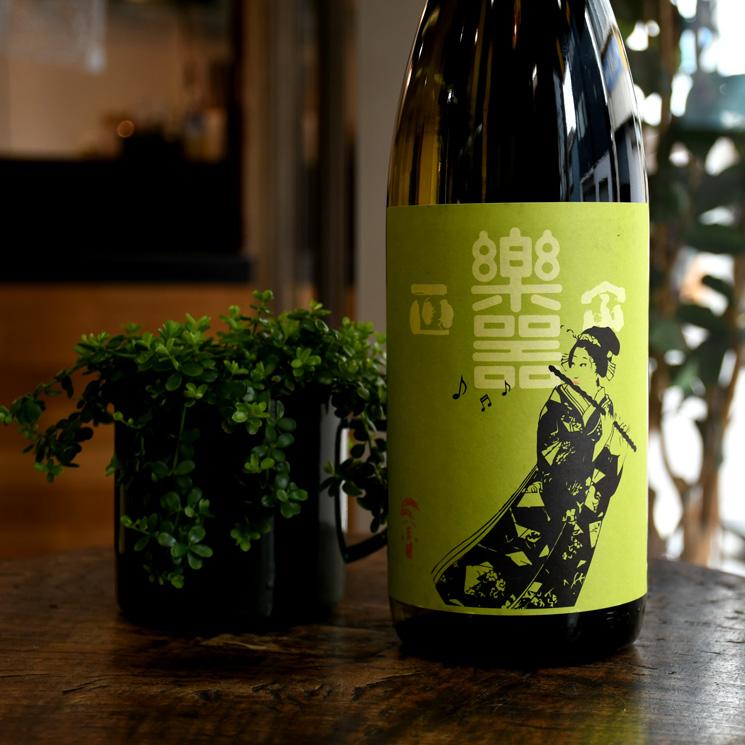 【日本酒】楽器正宗 本醸造 中取り<720ml>※お一人様6本まで