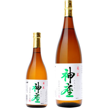 【芋焼酎】神座 (かみくら) <1,800ml>