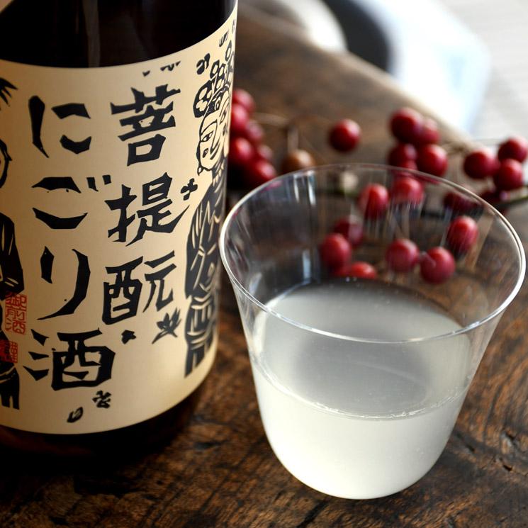 【日本酒】御前酒 菩提元にごり生原酒<720ml>
