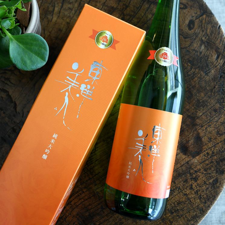 【日本酒】東洋美人 純米大吟醸 プリンセス・ミチコ<720ml>