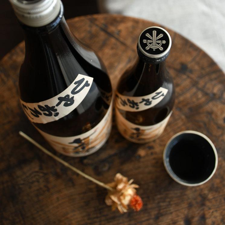【日本酒】七本鎗 純米 山田錦 ひやおろし<720ml>