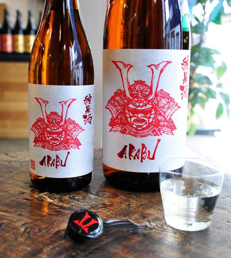 【日本酒】赤武 AKABU 純米<720ml>
