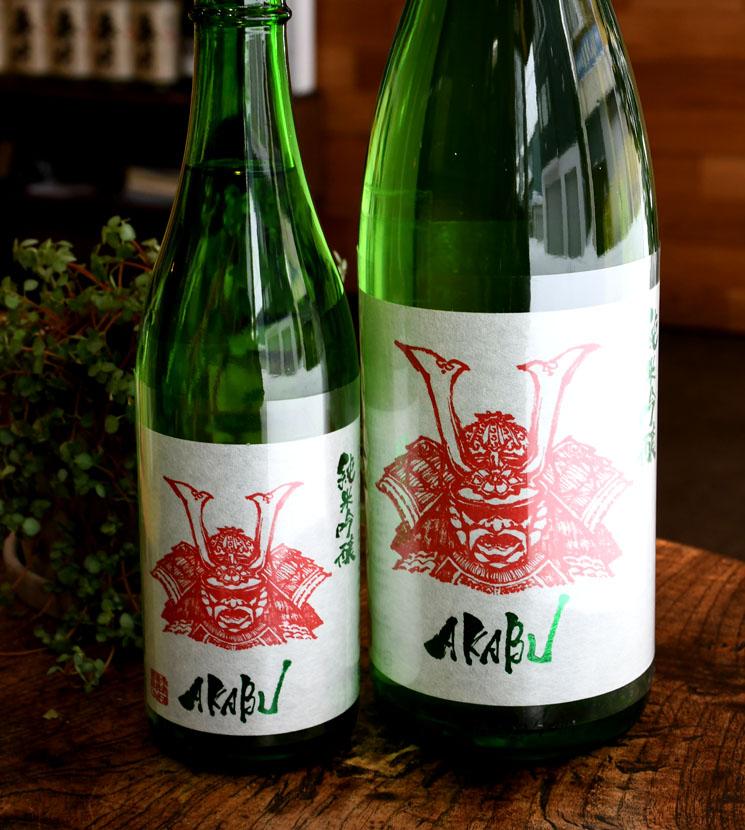 【日本酒】赤武 AKABU 純米吟醸<1,800ml>