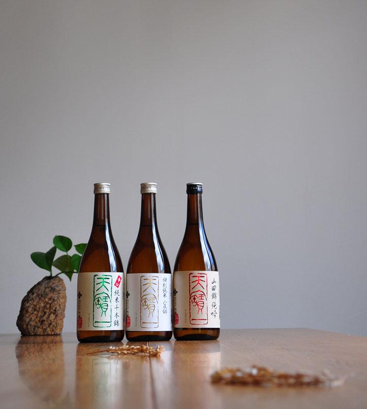 【日本酒】天寶一 特別純米 八反錦<720ml>