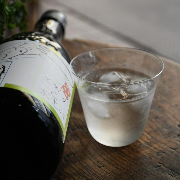 【日本酒】阿武の鶴 こおりとおさけ 山田錦<720ml>