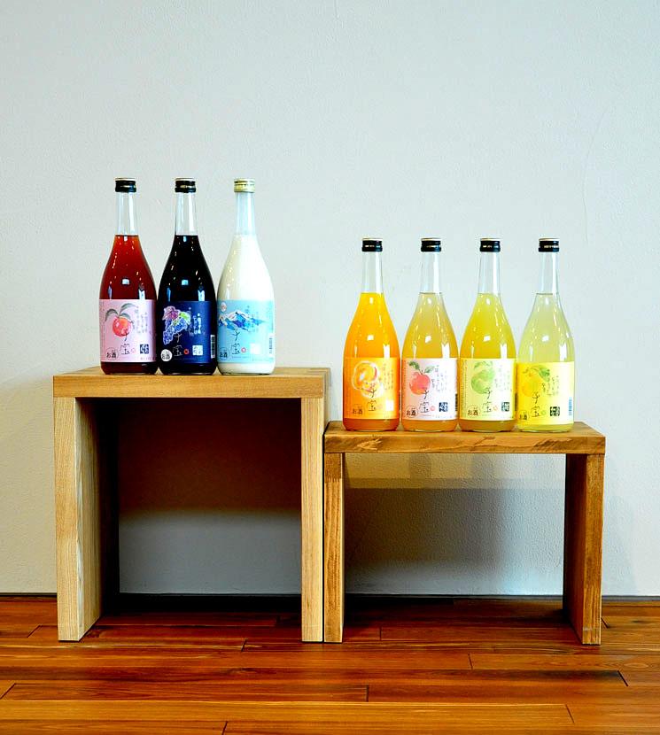【りんご酒】子宝 山形りんご<720ml>
