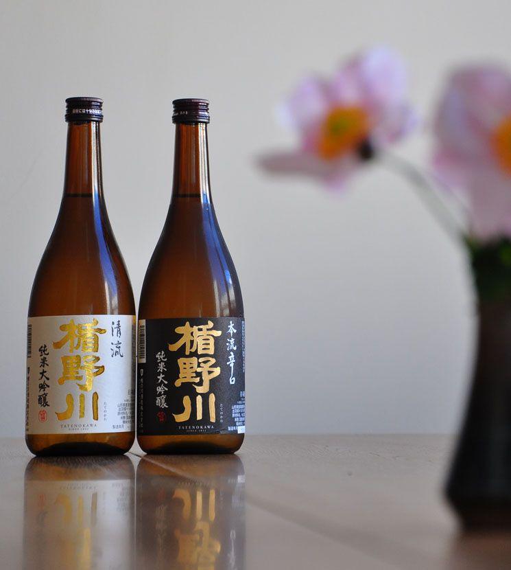 【日本酒】楯野川 本流辛口 純米大吟醸<720ml>
