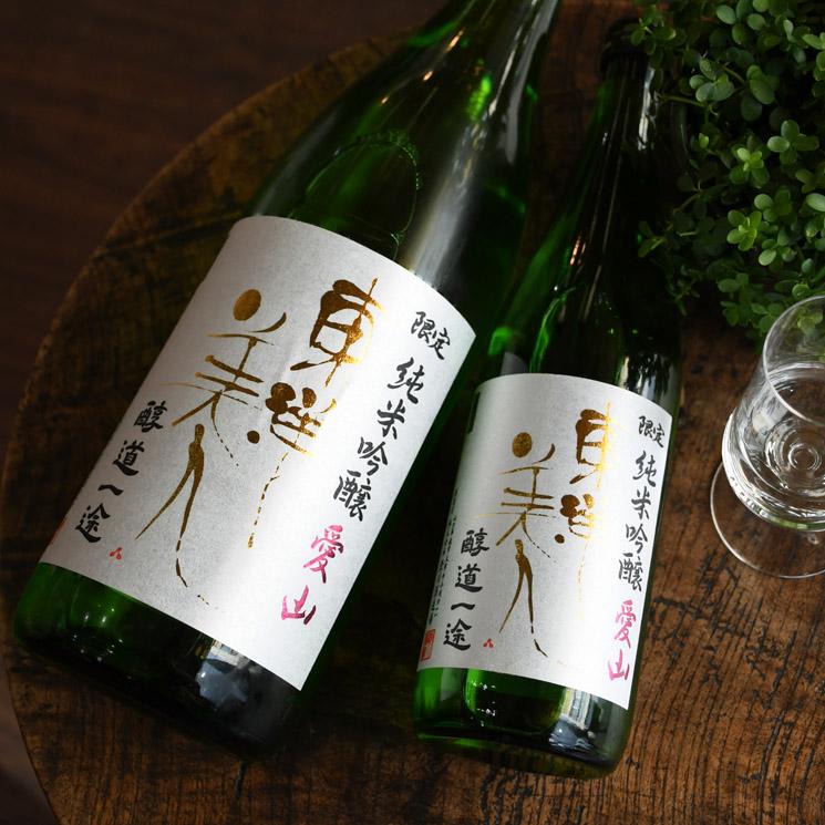 【日本酒】東洋美人 限定純米吟醸 醇道一途 愛山<720ml>