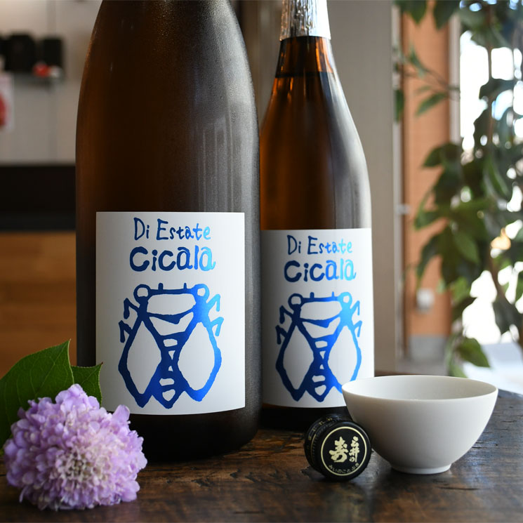 【日本酒】三井の寿 夏純吟 チカーラ<1,800ml>
