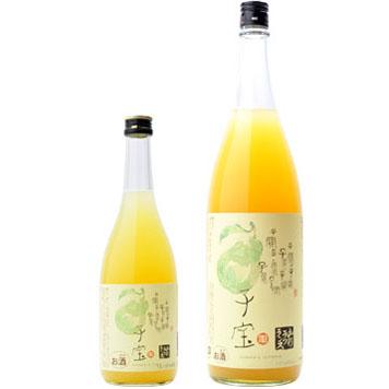 【ラ・フランス酒】子宝 ラ・フランス<720ml>
