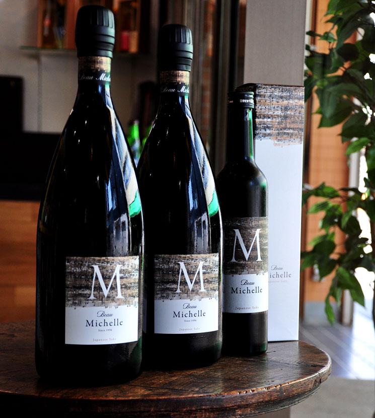 【日本酒】Beau Michelle (ボーミッシェル) マグナムボトル<1,500ml>