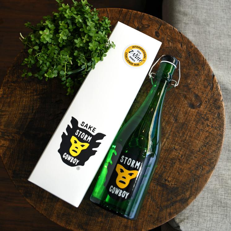 【日本酒】 大嶺 SAKE STORM COWBOY LIGTH PRESS (サケストームカウボーイ ライトプレス)<720ml>