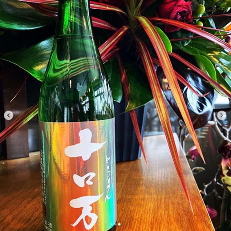【日本酒】十口万(とろまん) 純米吟醸<720ml>
