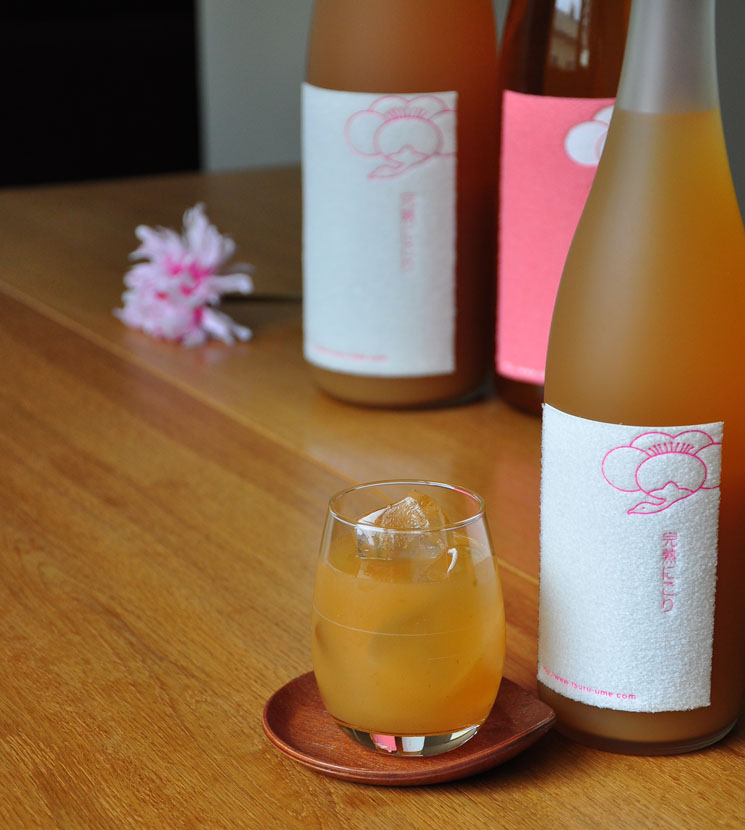 【梅酒】鶴梅 完熟にごり<1,800ml>