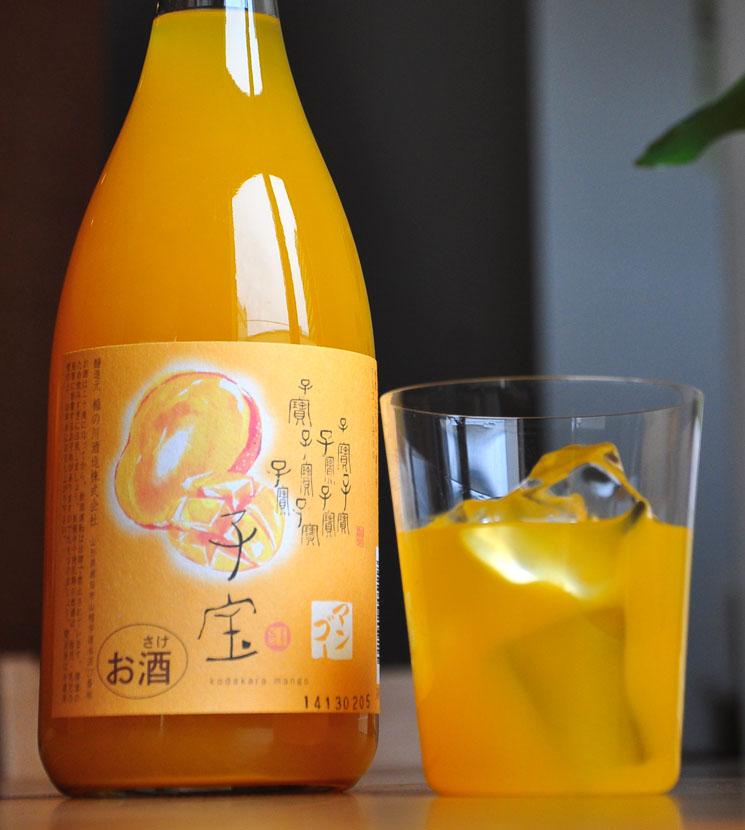 【マンゴー酒】子宝 マンゴー<1,800ml>