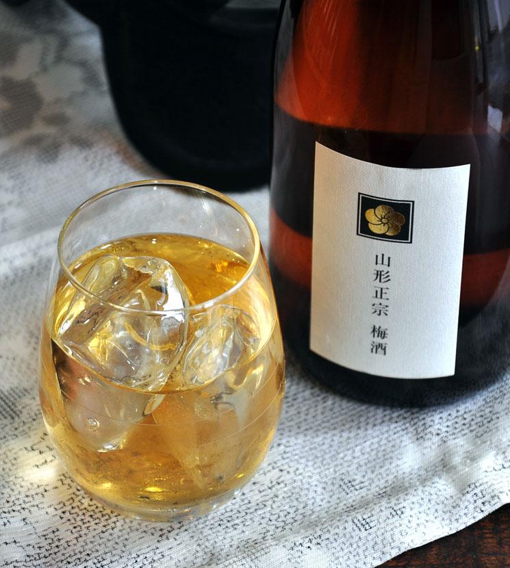 【梅酒】山形正宗 梅酒<1,800ml>