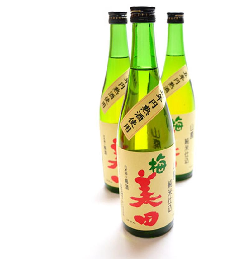 【梅酒】梅美田<720ml>